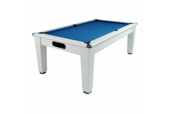 Billard anglais table Napoli Blanc