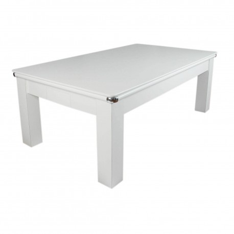 billard anglais table tuscan blanc