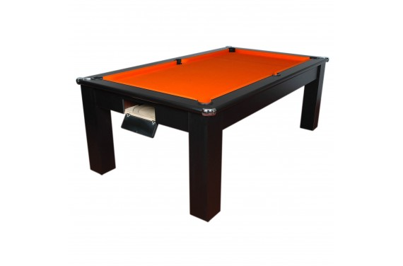 billard anglais table tuscan noir