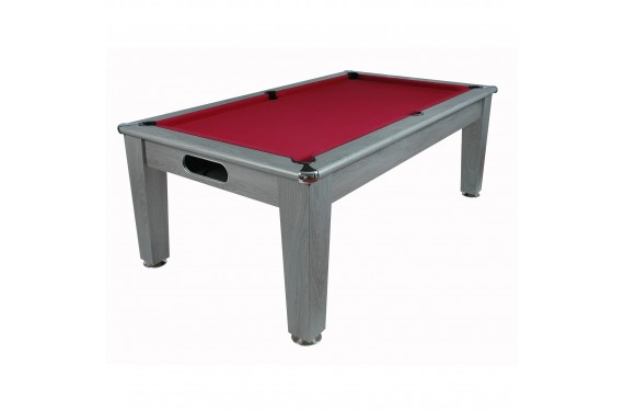 Billard anglais table napoli gris