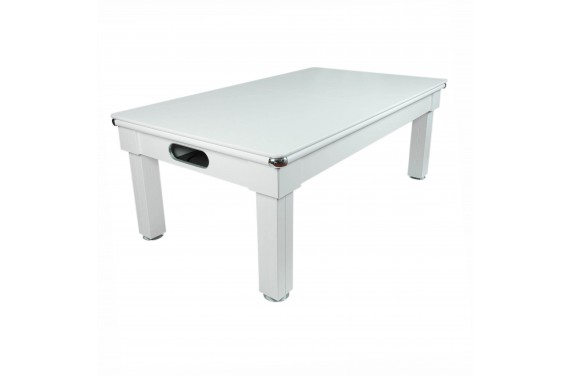 Billard anglais table Milano Blanc