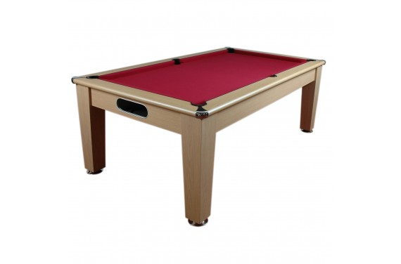 billard anglais table napoli oak