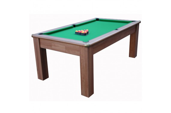 Billard anglais table Tuscan Walnut Clair